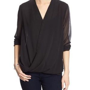 Banana Republic Crossover Blouse
